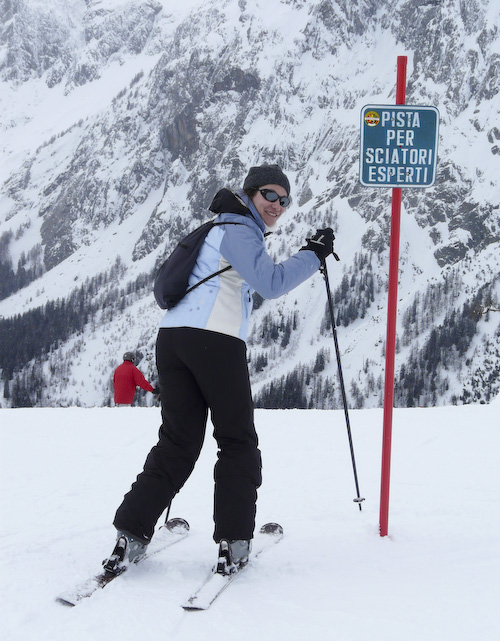 Aude beckons to expert slopes